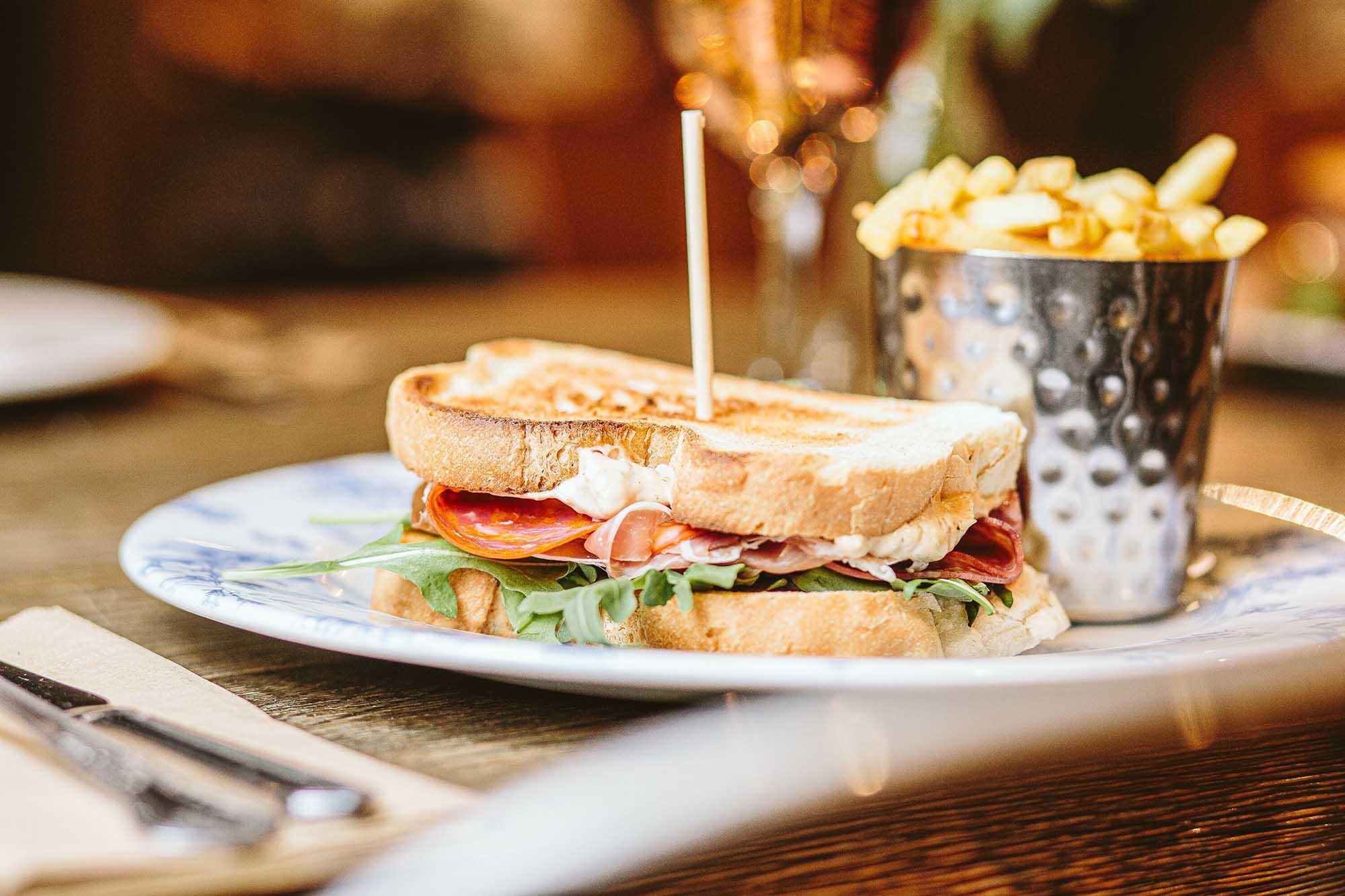 darcy's sandwich